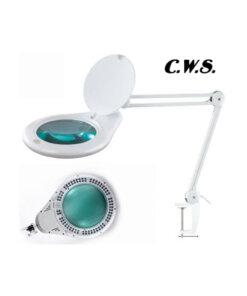LED Magnifier Lamp 180mm Lens - M0150