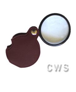 Hand Round 48mm Lens 5X Power - M0088