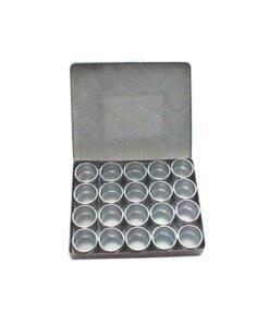 Aluminium Tin Set 20 Piece - A0055
