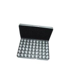 Aluminium Tin Set 54 Piece - A0056