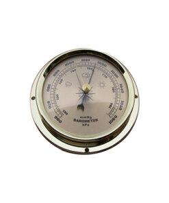 Surface Mount Barometer Champagne 109mm - B109G