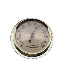 Surface Mount Hygrometer Champagne - HY109G