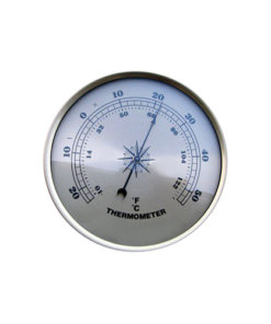 Thermometer Fit-up Champagne 108mm - T108CH