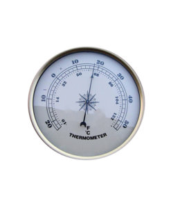 Fitup Thermometer Ivory 108mm - T108IV