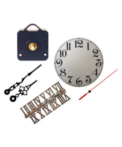 Clocks Mechanisms & Parts