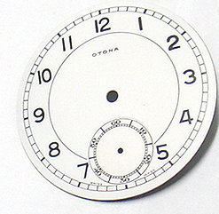 Pocket Watch Dials - CLW011