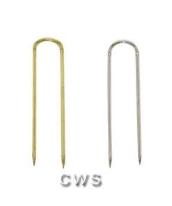 Jewellery U Pins Per 100 - P0098-S or P0098-B