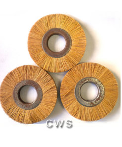 Brushes 100mm Diameter - CLW027