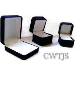 Flock Jewellery Boxes - J0055 56 57