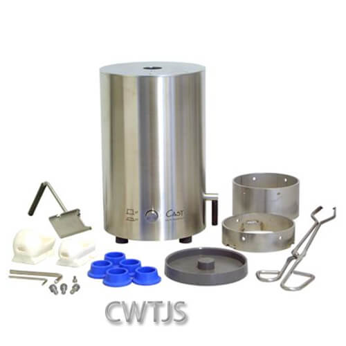 CAST Ti-Research Centrifugal Table Top Casting Machine